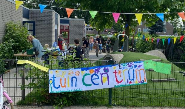 Tuincentrum Ichthusschool