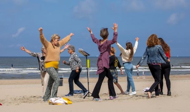 <p>Workshop Zingen aan Zee.&nbsp;</p>