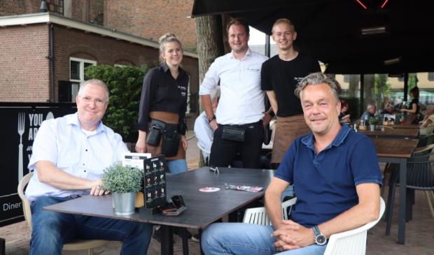 <p>Albert de Bruin en Jorrit Heinen van de VVD in Putten willen in Putten een &#39;frisse wind&#39; brengen.&nbsp;</p>