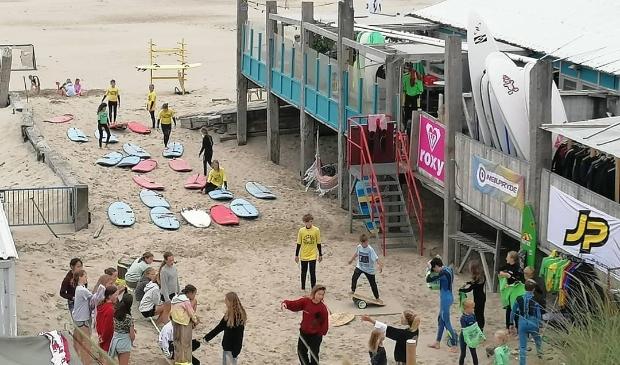 <p>Een impressie van een kidskamp met echte &#39;stoked beachbums&#39;. </p>