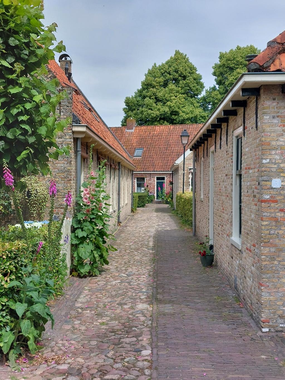 """,,Nederland kent vele fraaie plaatsjes, een daarvan is het Groningse Bourtange. Tijdens een bezoekje, twee weken geleden, zorgde de bijgevoegde foto voor een schilderachtig plaatje."""" Henk Karelsen © BDU Media"""