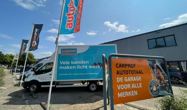 Caprof Autototaal/autohopper
