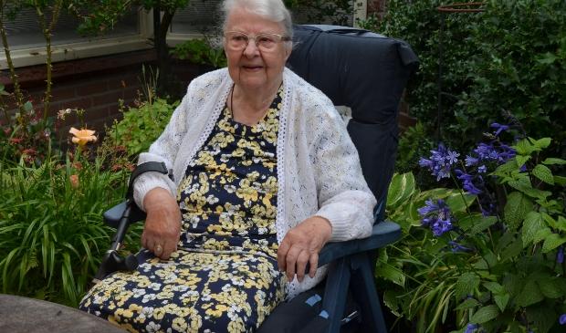 Geisje Hoeksema wordt vrijdag 90 jaar