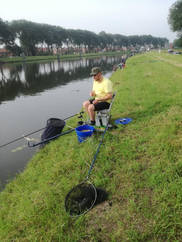 Eerste Grote visdag    Ad de Kok © BDU media