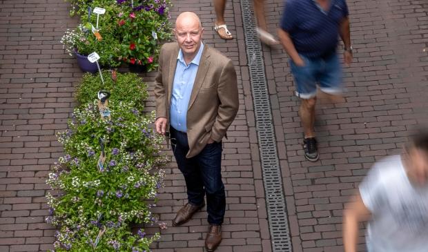 <p>Ron de Klerk: ,,Er zijn voor mensen, dat vind ik belangrijk.&quot;</p>