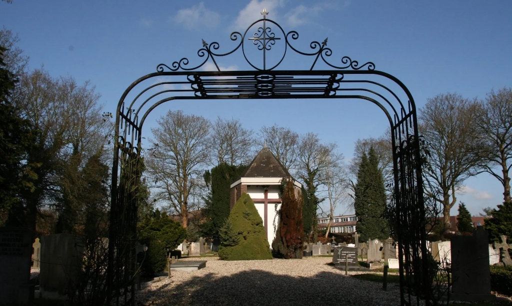 rk begraafplaats Frans Bosmans © BDU media