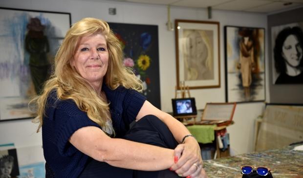<p>Karina Wijnen toont in Museum Soest ook haar veelzijdigheid als kunstenares.</p>