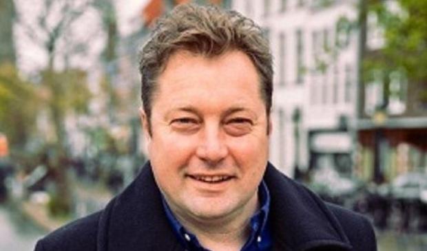 Japp Donker, algemeenn directeur van Vru