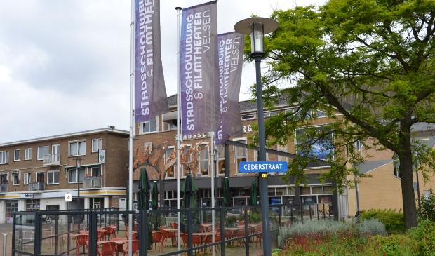 <p>Stadsschouwburg Velsen</p>