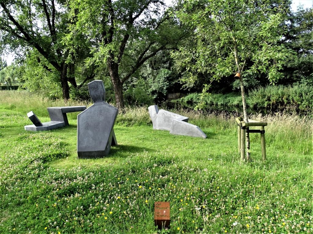 Kunstwerk Hans Blomvliet © BDU media