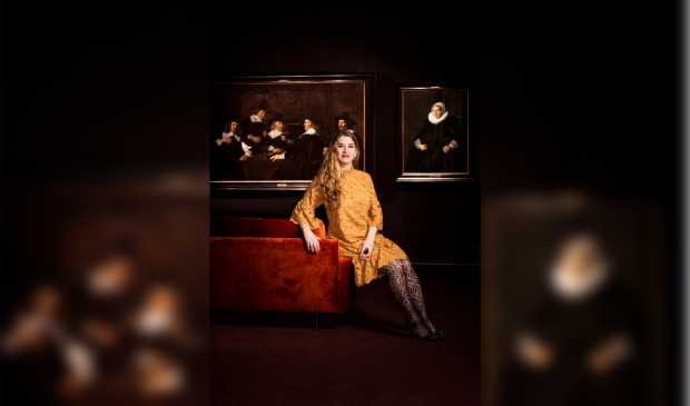Nederland, Haarlem, 25 maart 2019 Ann Demeester, directeur van het Frans Hals museum
