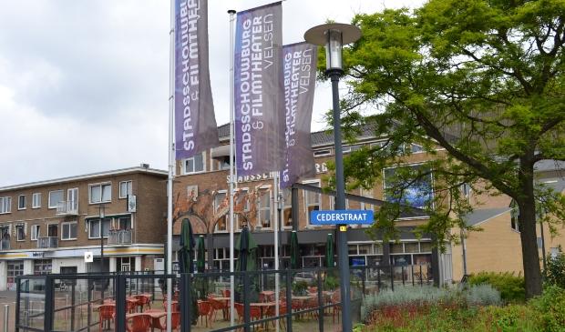 <p>Stadsschouwburg & Filmtheater Velsen.</p>