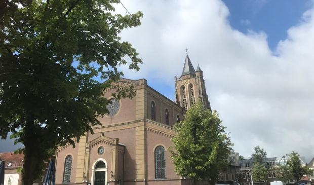 <p>De lunchconcerten worden gehouden in de Grote kerk</p>