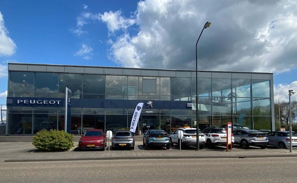 Mulder Peugeot Gorinchem Mulder Automotive<br><br> © BDU Media