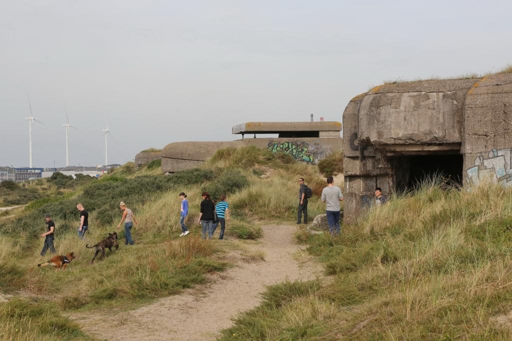 Bunkerroute Ko van Leeuwen © BDU Media