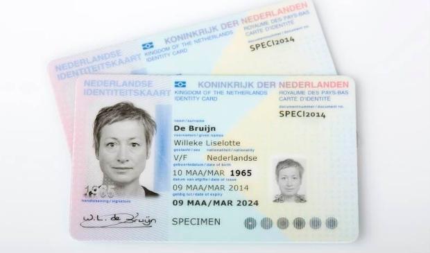 De Nederlandse identiteitskaart.