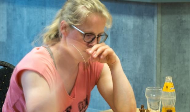 Janneke Westhoven won fraai