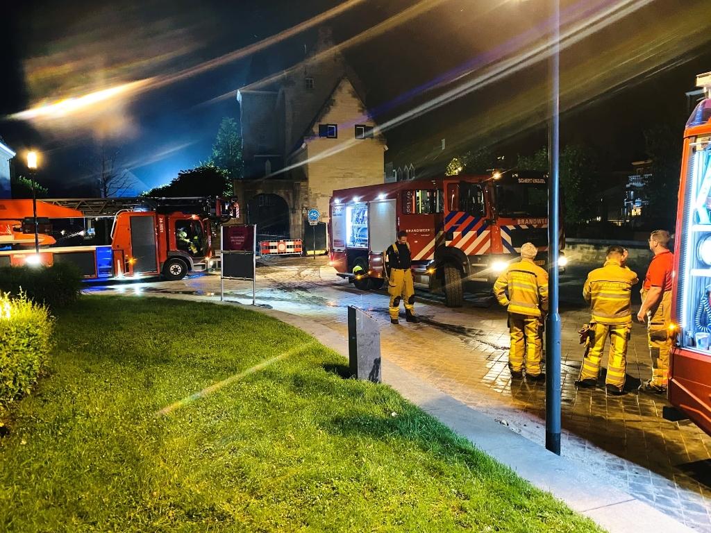 Facebookpagina brandweer Valkenburg © BDU Media