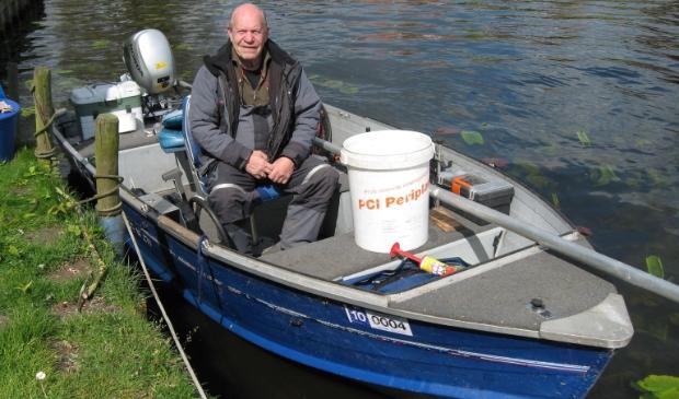 Grote winnaar bij de boten John Rozing
