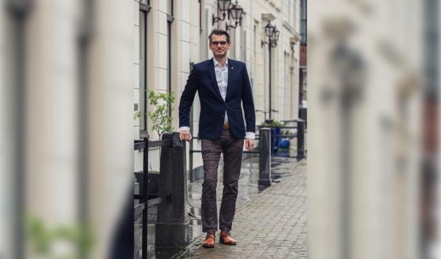 Erik van de Nadort is organisator van de derde TEDx in Gorinchem