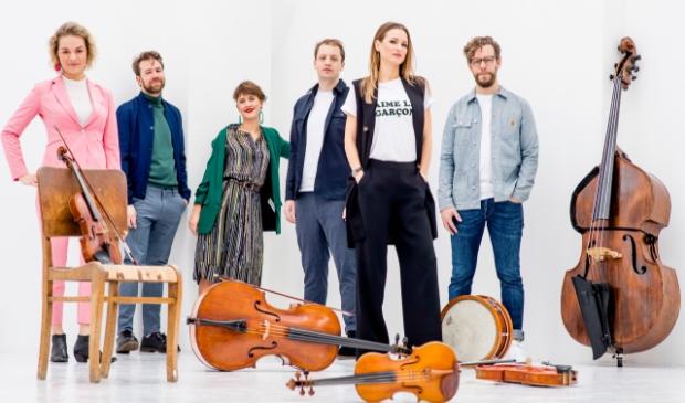 <p>De band FUSE treedt op tijdens het Amersfoort World Jazz Festival</p>