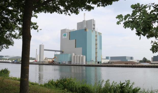 De fabriek van Coppens Diervoeding in Helmond.