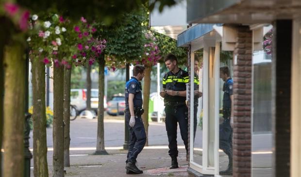 <p>Zeker 1 aanhouding bij controle handhaving - politie in Baarn.</p>