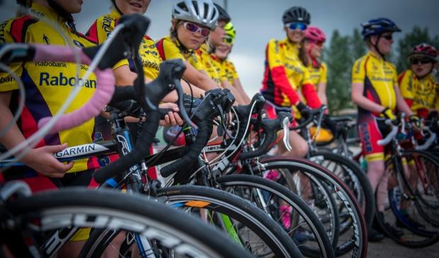 Ook de dames zijn in de vereniging goed vertegenwoordigd.  Suzanne Heikoop | SHe Fotografie © BDU Media