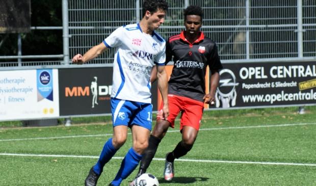 <p>Uniitas speelde uit tegen VV Sliedrecht</p>