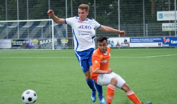 <p>V.v. Sliedrecht speelde een oefenwedstrijd tegen Oranje Wit</p>