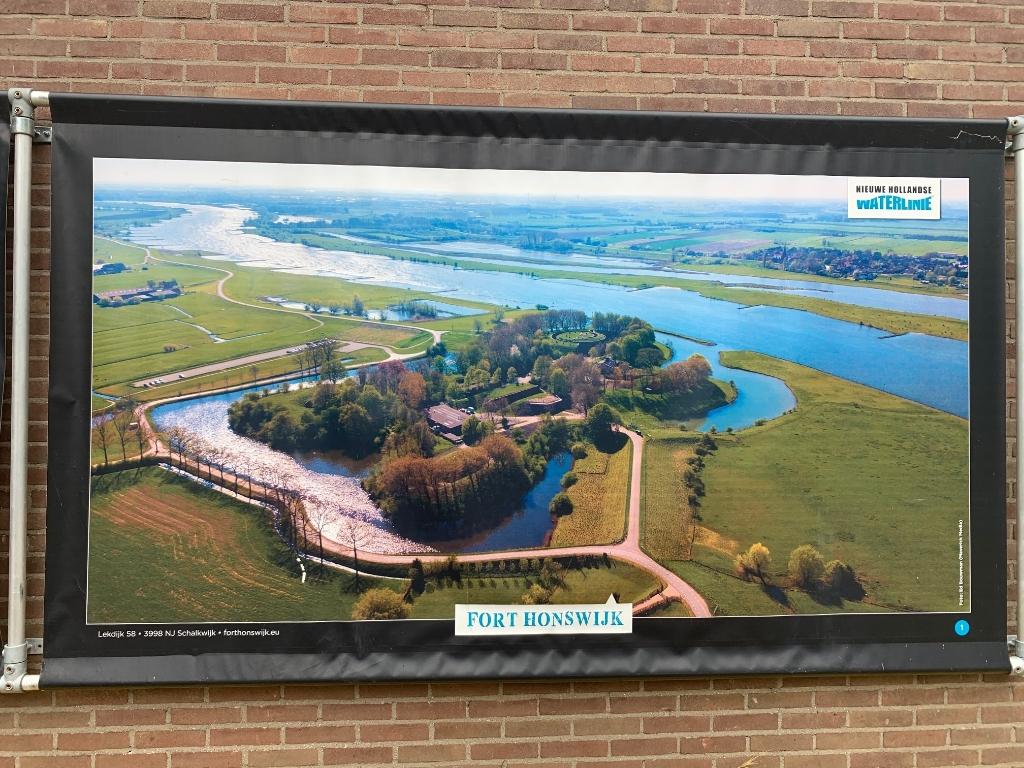 Overzichtsfoto Fort Honswijk Annette Stolk-de Vries © BDU media