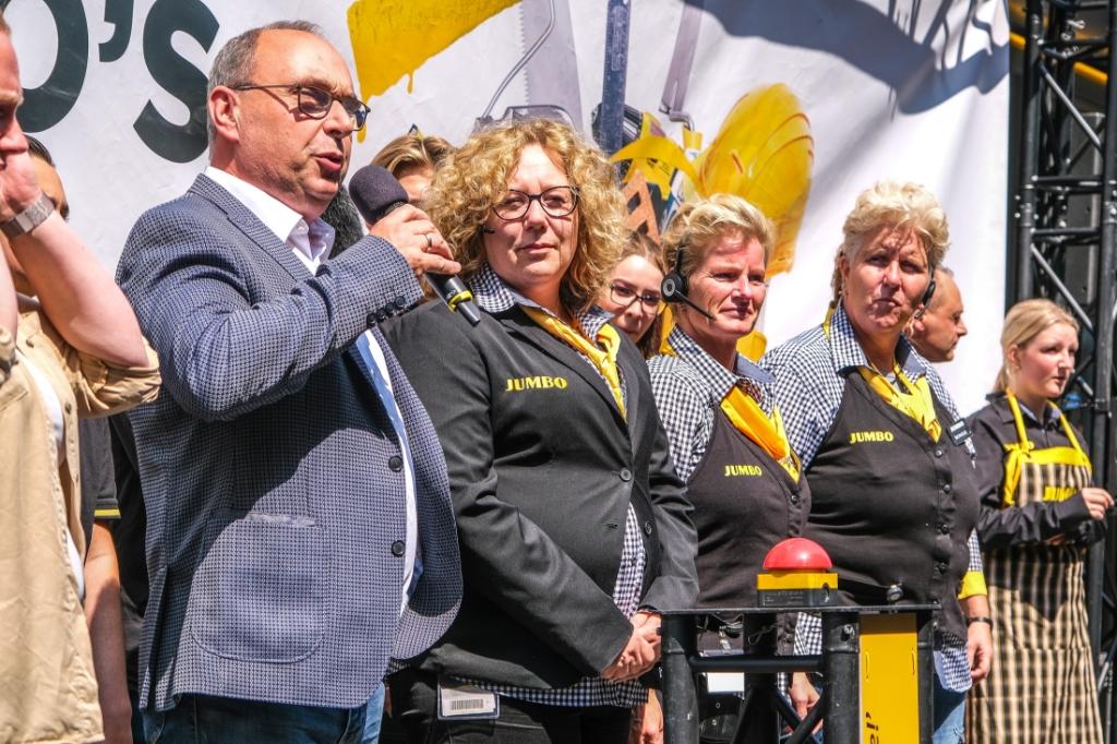 Heropening Jumbo Hofman Hoofddorp Jan Aukes © BDU media