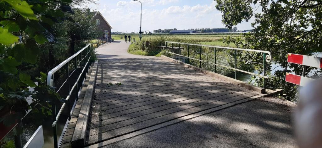 De IJzeren brug heet ook wel de Beverweerdse brug Kuun Jenniskens © BDU media