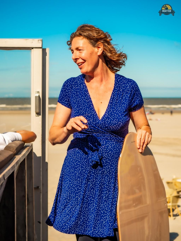 Tamar Kemper, haar man Ivo is altijd in de shop dus ze zijn zelden samen op een foto te vangen.  Hightide © BDU Media
