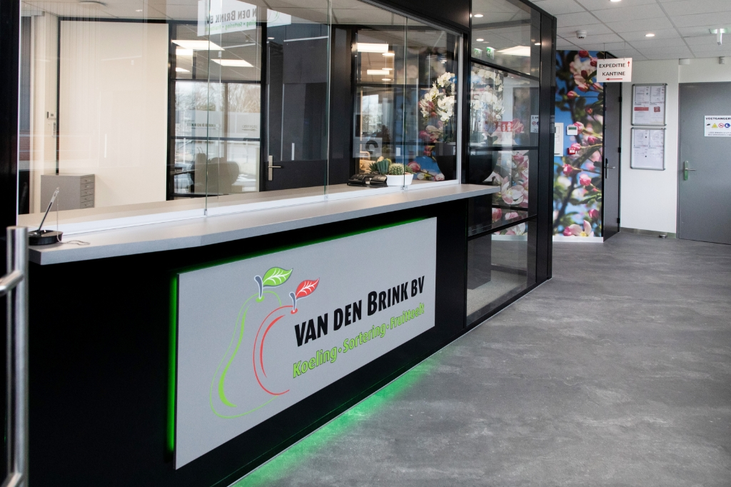 Het nieuwe kantoor Van den Brink © BDU media