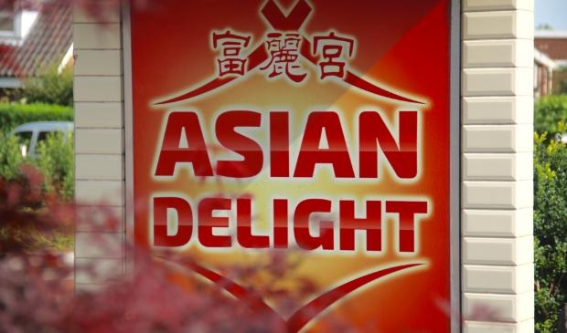 Asian Delight heeft een nieuwe kaart.