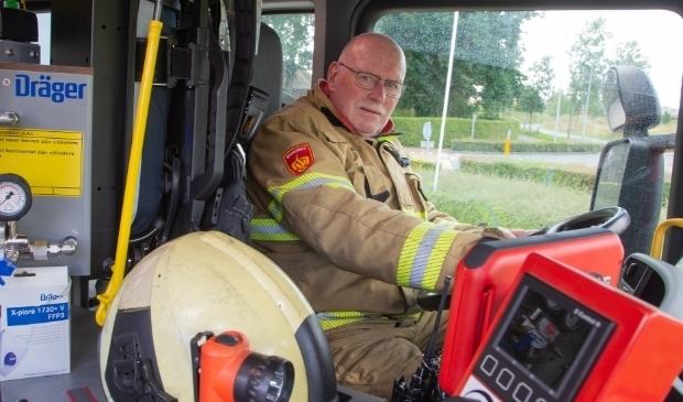 <p>Dirk van Putten gaat vooral kameraadschap binnen de brandweer missen.</p>