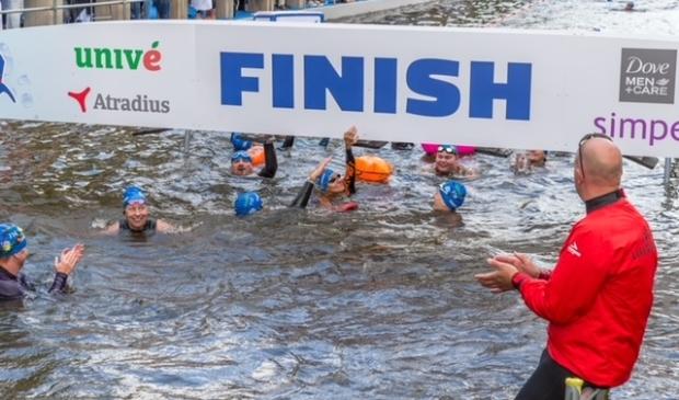 Amsterdam City Swimming, ALS, 8-9-2019  © BDU Media