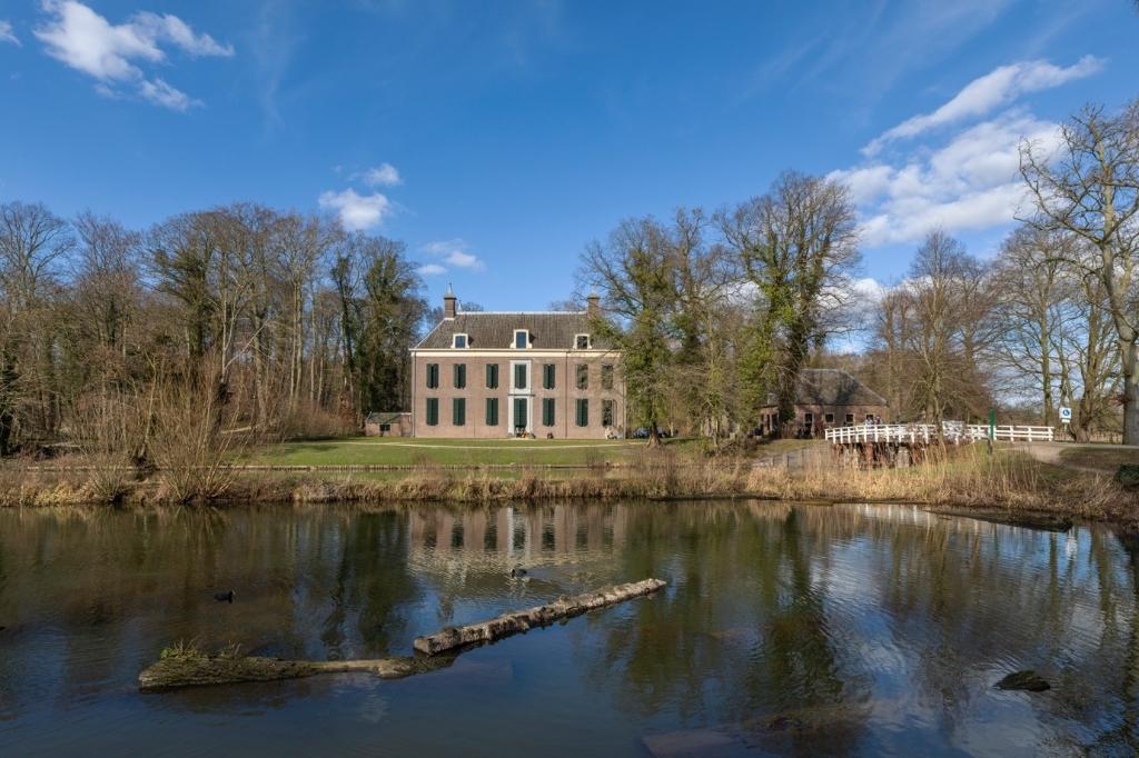 Landhuis Oud Amelisweerd, Koningslaan 9.  André Russcher  © BDU media