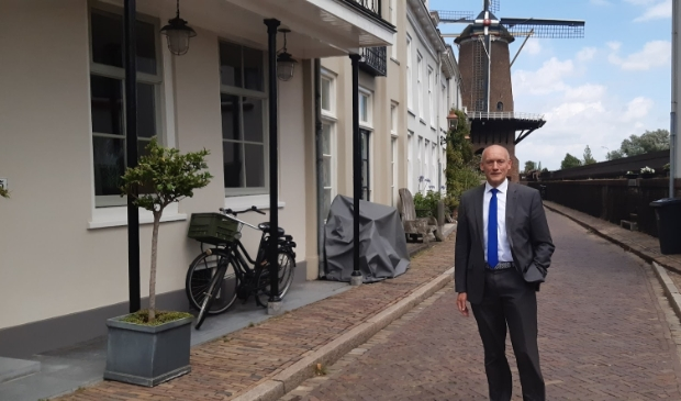 Hans Marchal in Wijk bij Duurstede