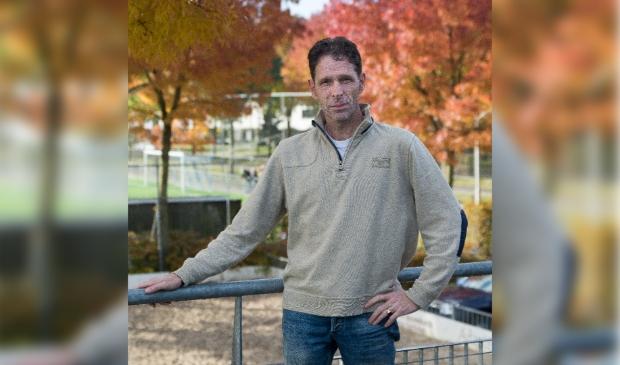 Sam van Meegen zag dat de jeugd bij ASC Nieuwland kon blijven sporten.