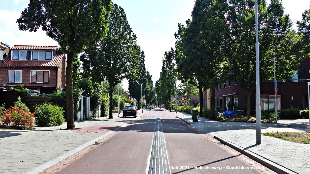 Hakselseweg-Goudsbloemstraat / na Dinky © BDU Media