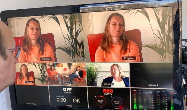 Studio interview Barbara Brouwer