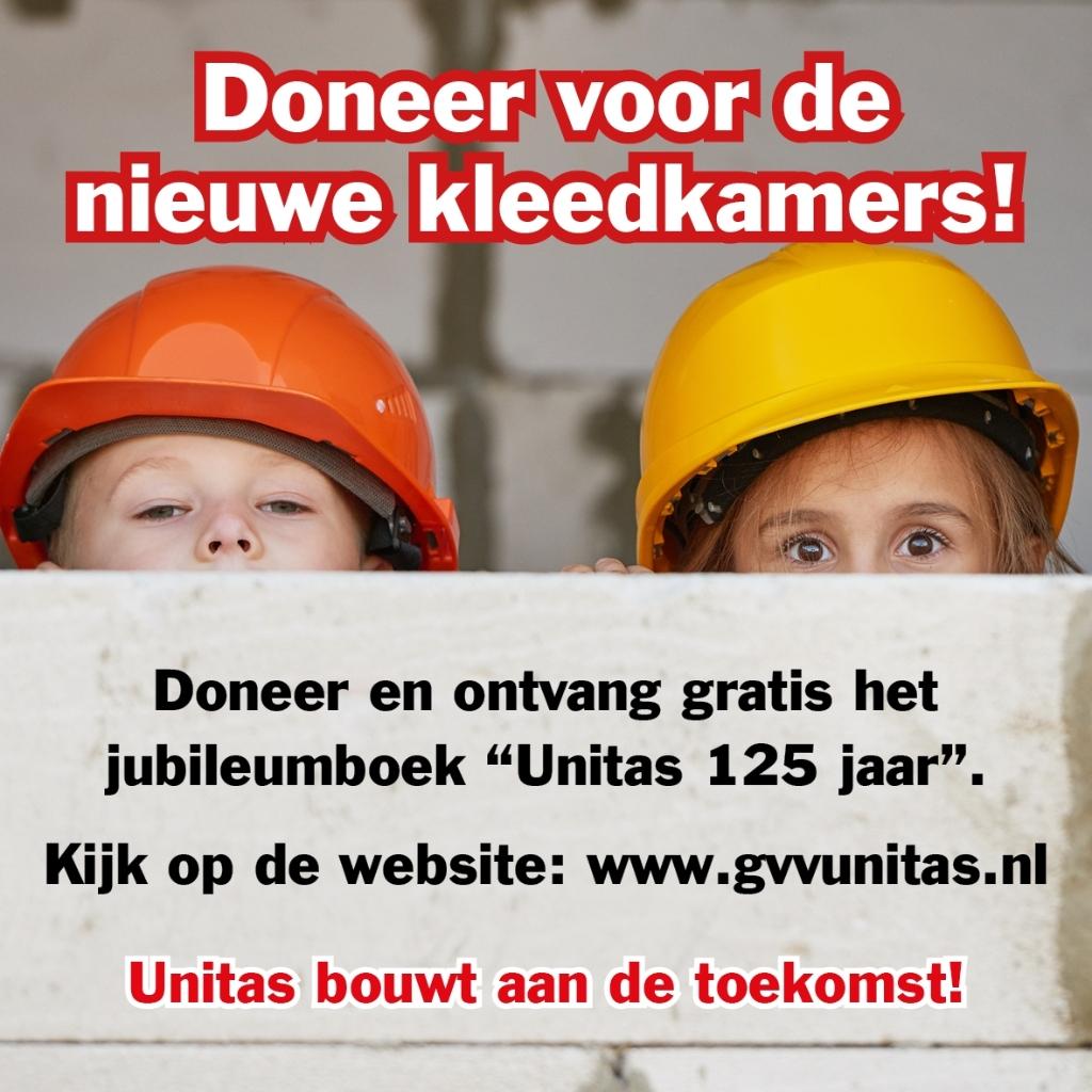 Poster Unitas Theo Bos © BDU Media
