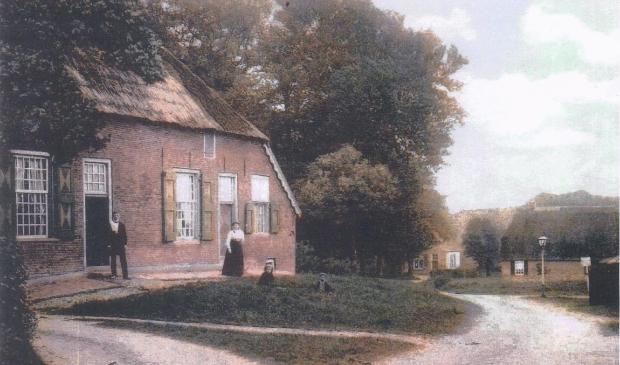 Hoog Soeren anno 1900, beschermd dorpsgezicht