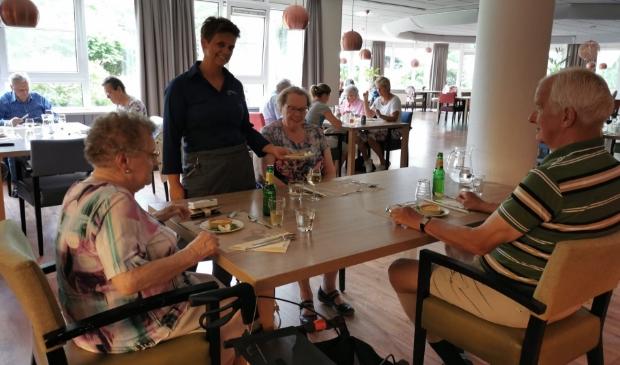 <p><strong>&nbsp;</strong>De themamaaltijden in de restaurants van Waardeburgh zijn weer van start.</p>
