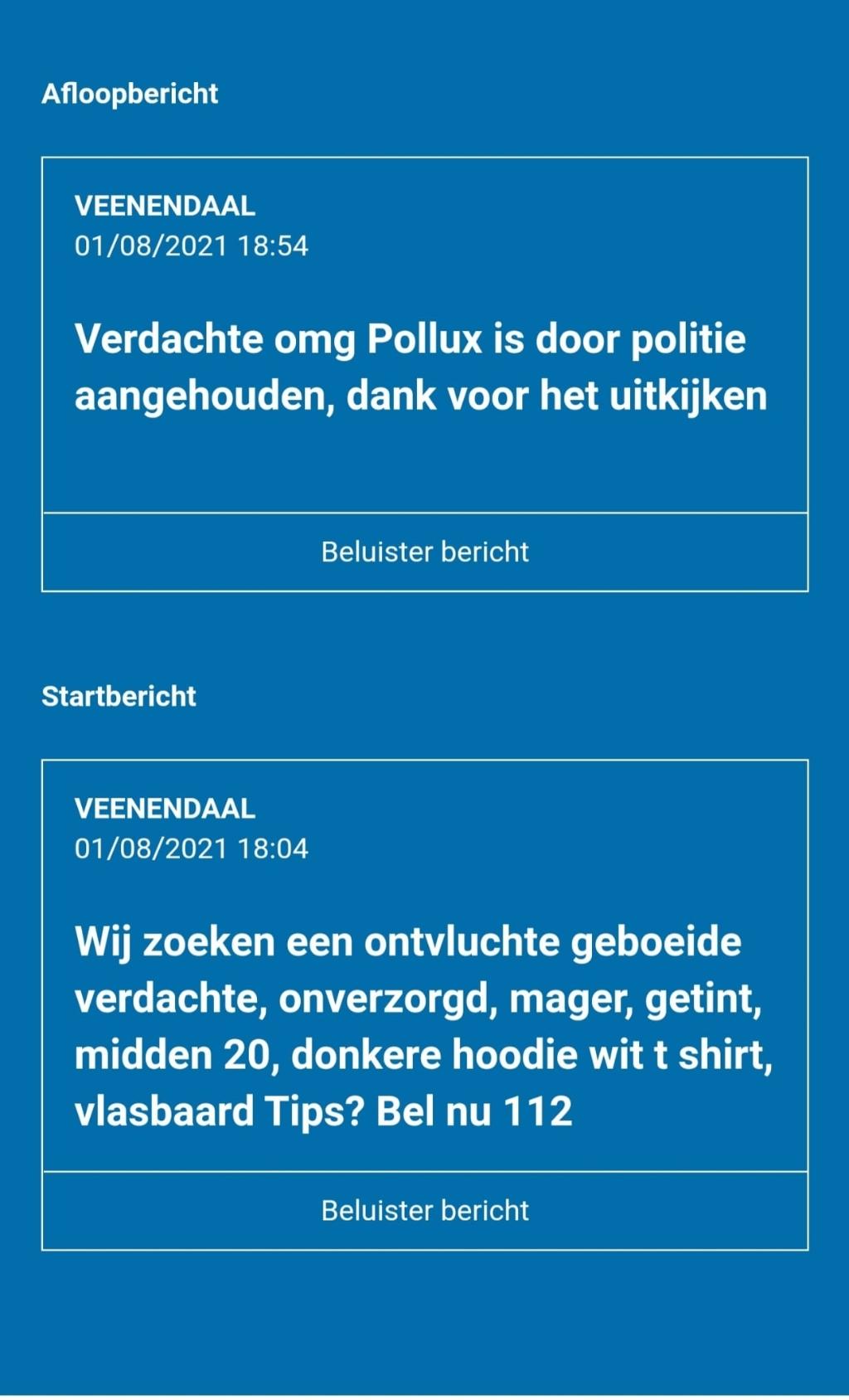 het burgernetbericht Burgernet © BDU media