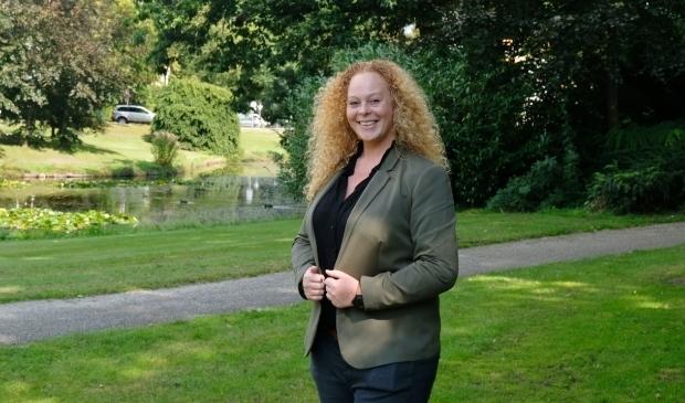 <p>Laura van Nieuwenhuijze is enthousiast over de nieuwe werkgroep.</p>