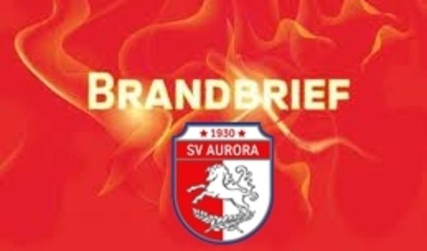 Het bestuur van SV Aurora schreef een brandbrief aan haar leden