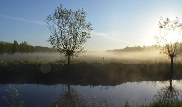 langs de kromme Rijn